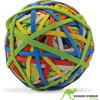 Bounce Rubber Bands Ball Size 31 Assorted