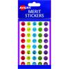 Avery Merit Stickers Mini Smiley Faces 18mm Pk800