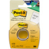Post-It 658 Correction Tape 25mmx17m 6 Line Removable In Dispenser