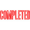 XStamper Stamp CX-BN 1026 Completed Red