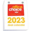 Office Choice Desk Calendar Top Opening Refill 100x75mm