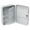 Esselte Key Cabinet H250xL180xW80mm 48 Keys Grey