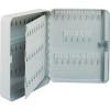 Esselte Key Cabinet H300xL240xW80mm 93 Keys Grey