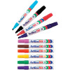 Artline 90 Permanent Markers Chisel 2-5mm Assorted Pack Of 12