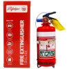 Co2 Fire Extinguisher 1Kg with Bracket