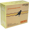 Bibbulmun Sticky Notes 76x 127mm Yellow Pads 100 sht Pack of 12