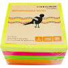 Bibbulmun Sticky Notes 76x76mm Assorted Pads 100 sht Pack of 5