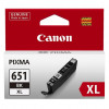 CANON INK CARTRIDGE CLI-651XL Black