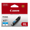 CANON INK CARTRIDGE CLI-651XL Cyan