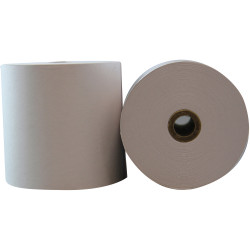 KLEENKOPY Bond Register Rolls 76mm x 76mm x 12mm 49m Roll Pack of 4