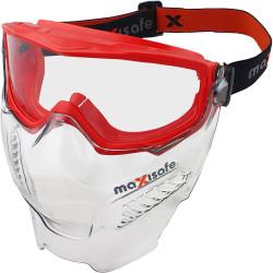 MaxiPRO Goggle & Visor Combo