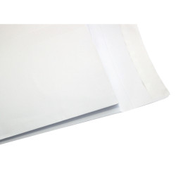 Cumberland Envelope Expandable 340x229mm Strip Seal Plain White Box Of 100