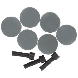 Rexel R8092 Spare Punches & Boards For R8023 Power Punch 3 Hole Punches & 6 Boards