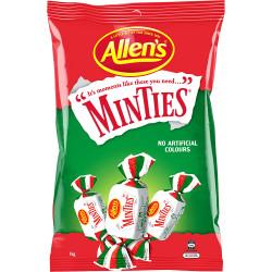 Allen's Minties 1kg Pack