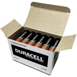 Duracell Coppertop Battery AA Bulk Pack of 24