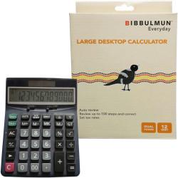 Bibbulmun Desktop Calculator 12 Digit Large