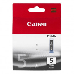 CANON INK CARTRIDGE PGI-5BK Black