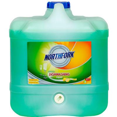 Northfork Dishwashing Liquid Fresh Fragrance 15 Litres