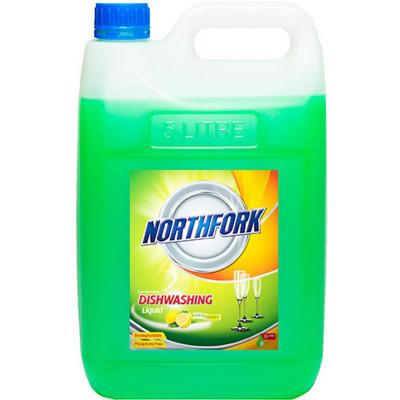 Northfork Dishwashing Liquid Fresh Fragrance 5 Litres