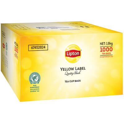 Lipton Yellow Label Tea Bags Pack of 1000