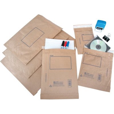 Jiffy SP4 Padded Bags Self Sealer 240mm x 340mm