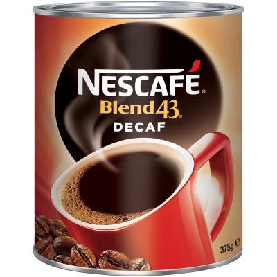 Nescafe Decaffeinated Coffee 375gm
